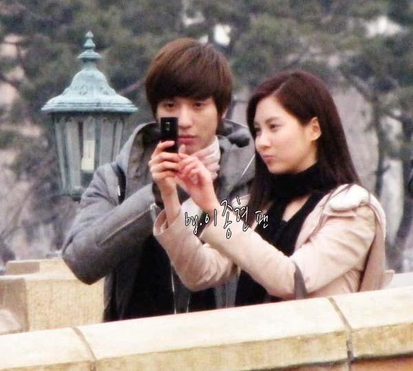 Park Shin Hye And Lee Jong Suk Real Dating