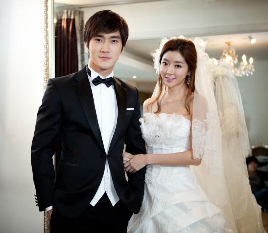 choi siwon wife